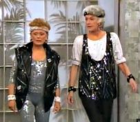 Blanche and Dorothy join a gym