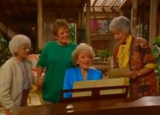 The girls sing 'Miami' after Dorothy and Rose loses the competition