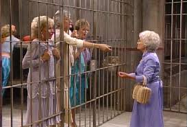 Sophia doesn't bail the girls out of jail for prostitution