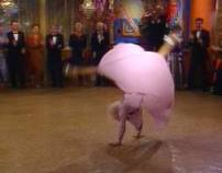 Rose wins dances