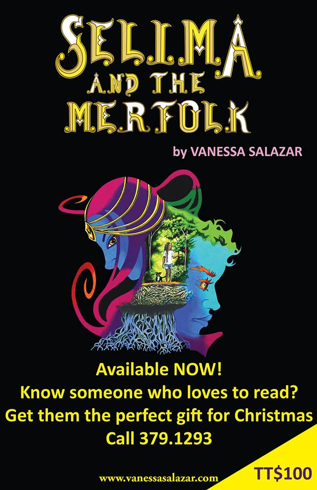 Trinidad Get Your Copy Of Selima And The Merfolk For
