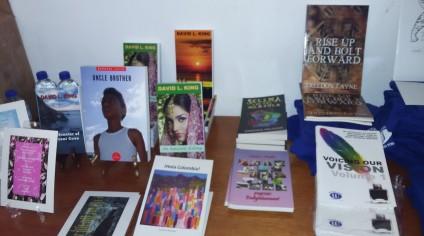 Books written by WUTT members.