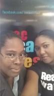 Melissa Hazelwood and I.