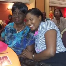 Ms. Gardener, a first class teacher who taught my sister and two cousins.